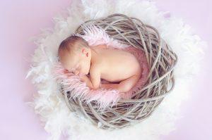 Préparatifs pour l'arrivée de son nourrisson